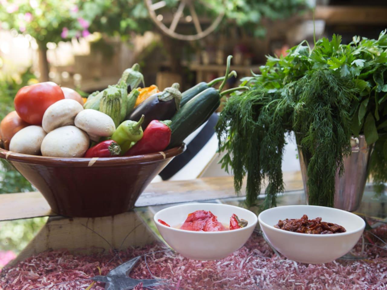 Best Cooking Experience - Workshop in Rethymno Crete