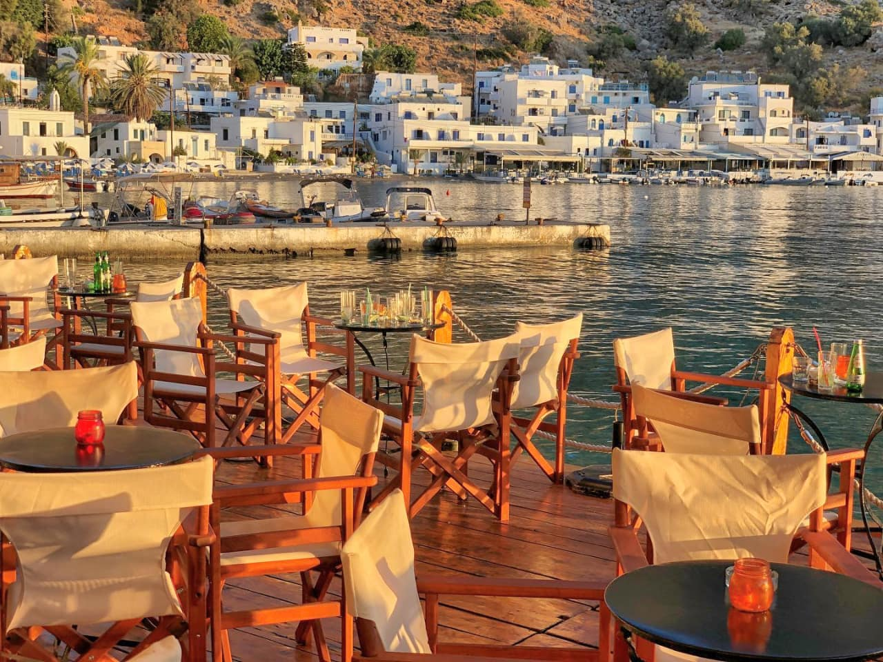 Photo of Day : Magical Loutro Village in South Chania Crete