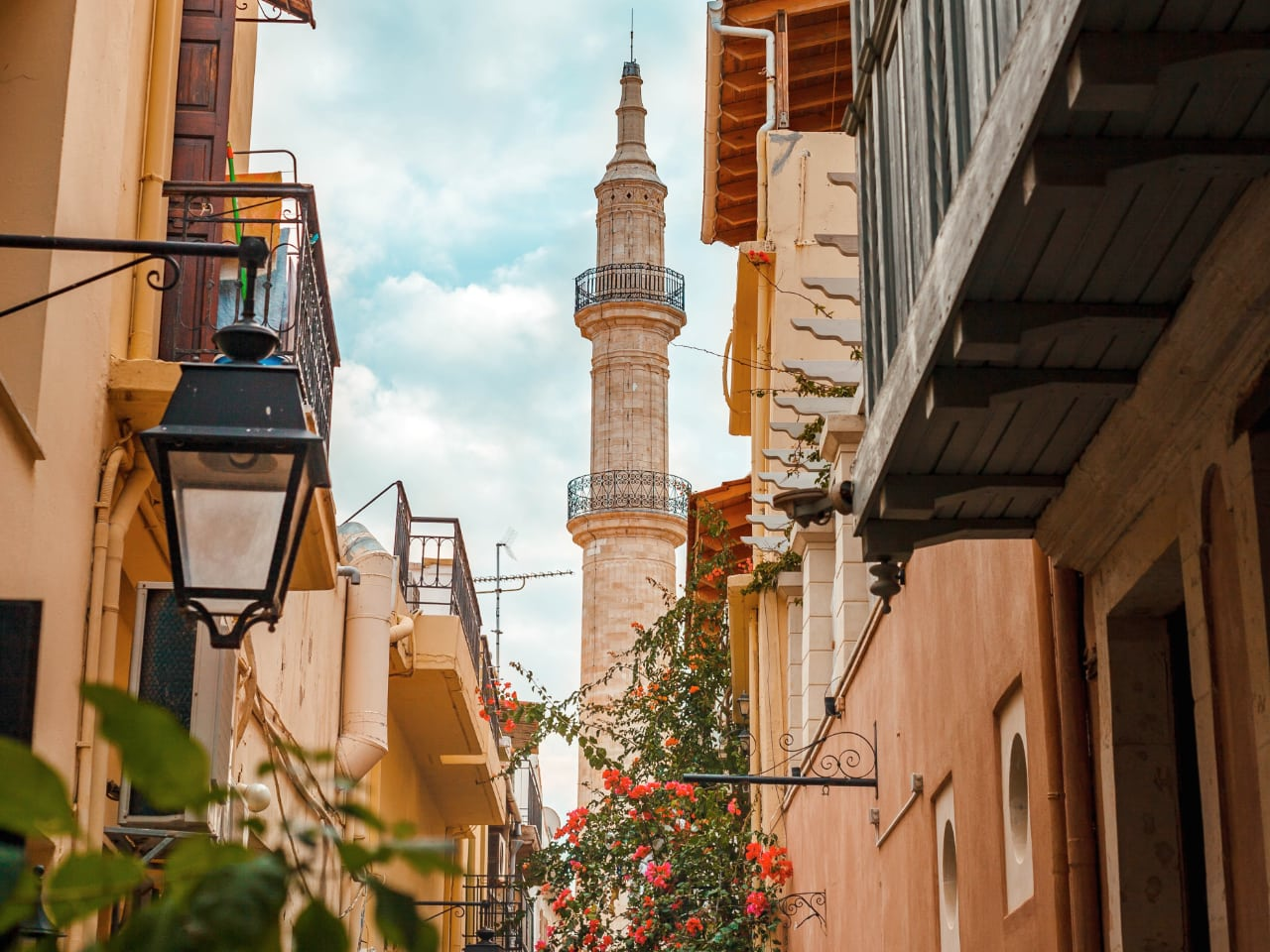 Photo of Day : The Picturesque Town of Rethymno or Rethimno