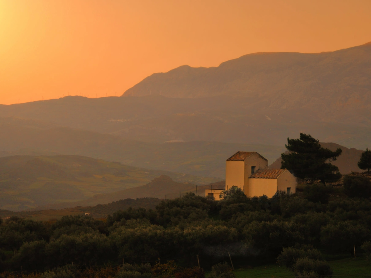 Are you looking for the real feel of an authentic Cretan village?