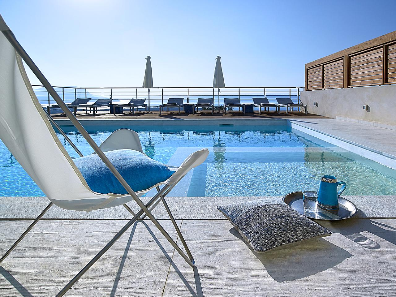 Time for a family reunion in unique Crete?