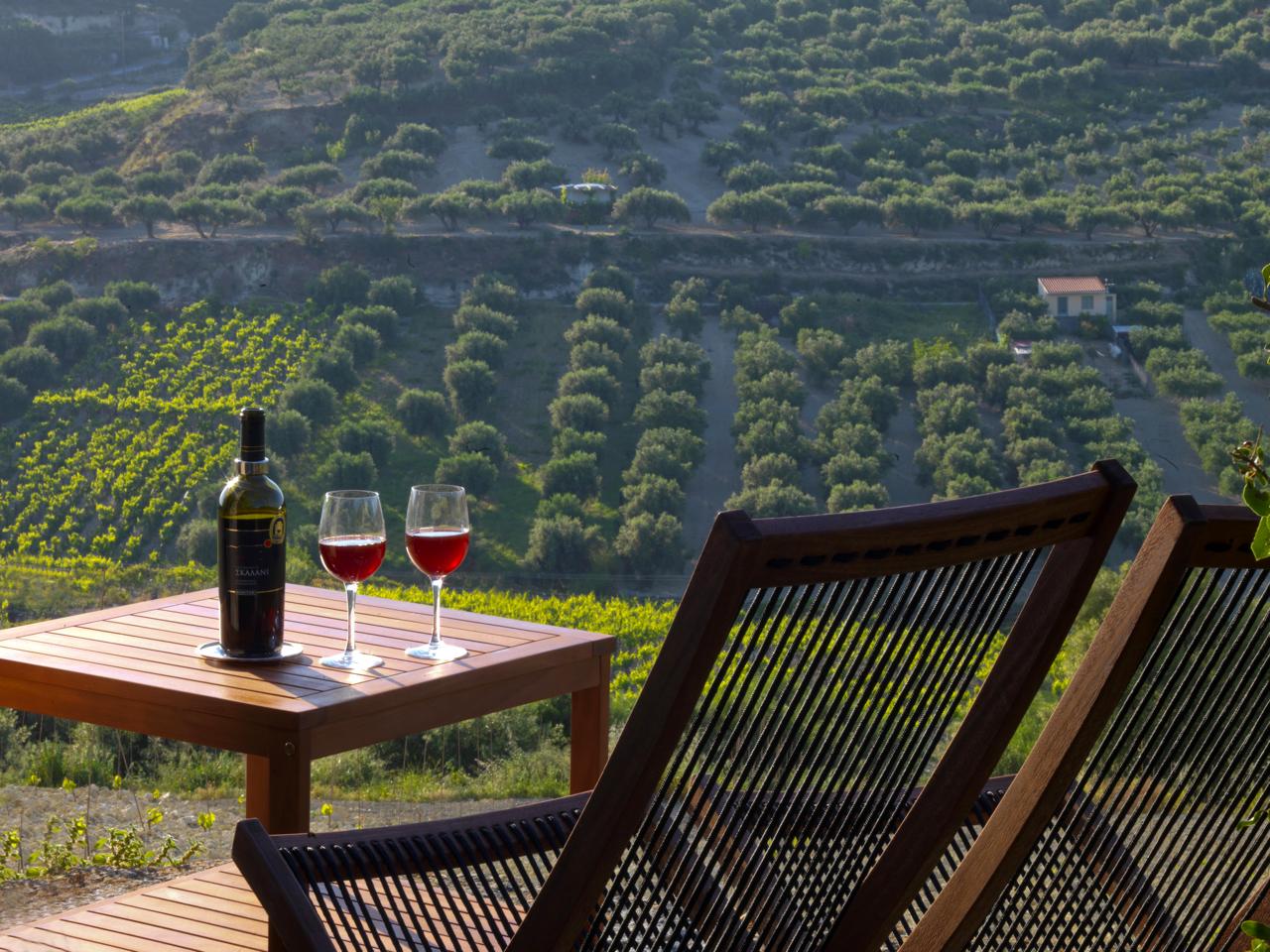 Αward Winning Wine Culture Destination - Scalani Hills Residences