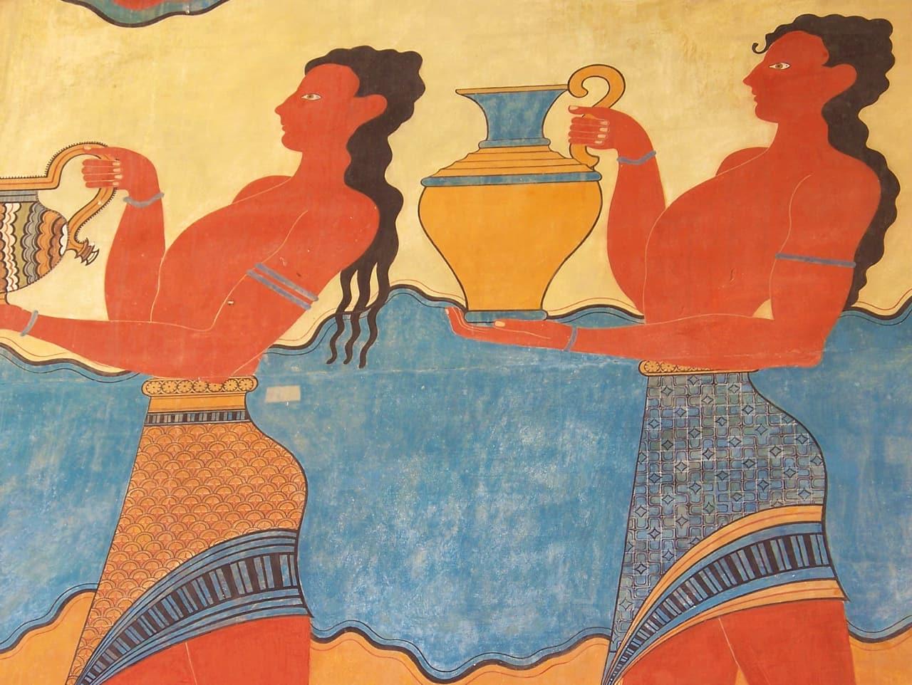 Minos - The Nine Years King Outside Of Knossos Minoan Palace, Minos - The Nine Years King Outside Of Knossos Minoan Palace tour, activities arhanes village, activities knosos minoan palace, activities heraklion crete, things to do iraklion crete