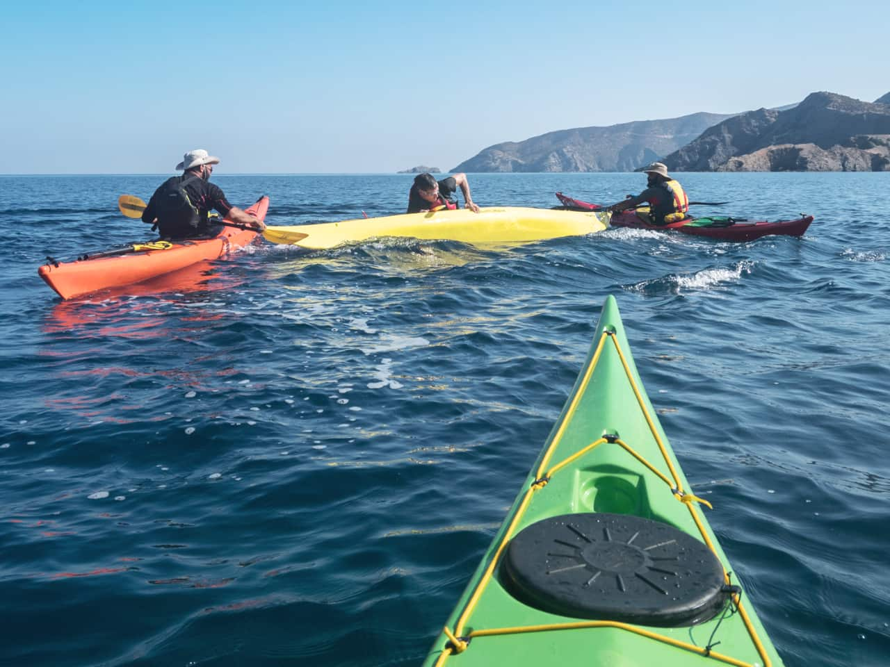 Sea Kayaking Introduction Course - Level 1 Sea Kayak Course, Sea Kayaking Introduction Course crete, Sea Kayaking Introduction Course chania crete, Sea Kayaking Introduction Course heraklion crete, best sea kayak courses crete