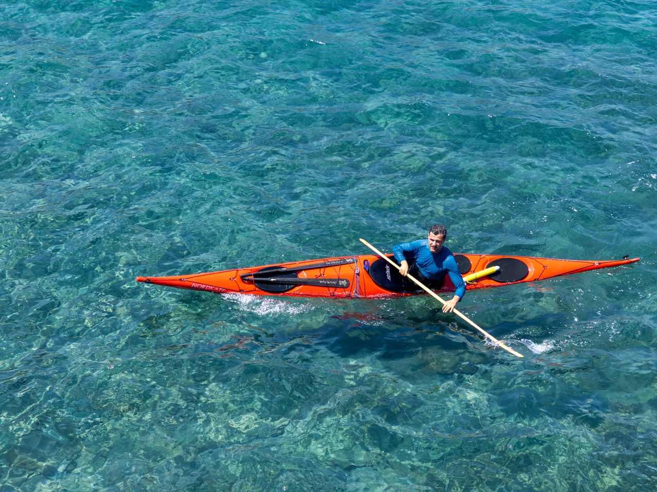 Sea Kayak Eskimo Roll Course In Crete, seakayak courses crete heraklion, sea kayak courses crete, best sea kayak company crete, best sea kayak courses crete, enjoy crete sea kayak company