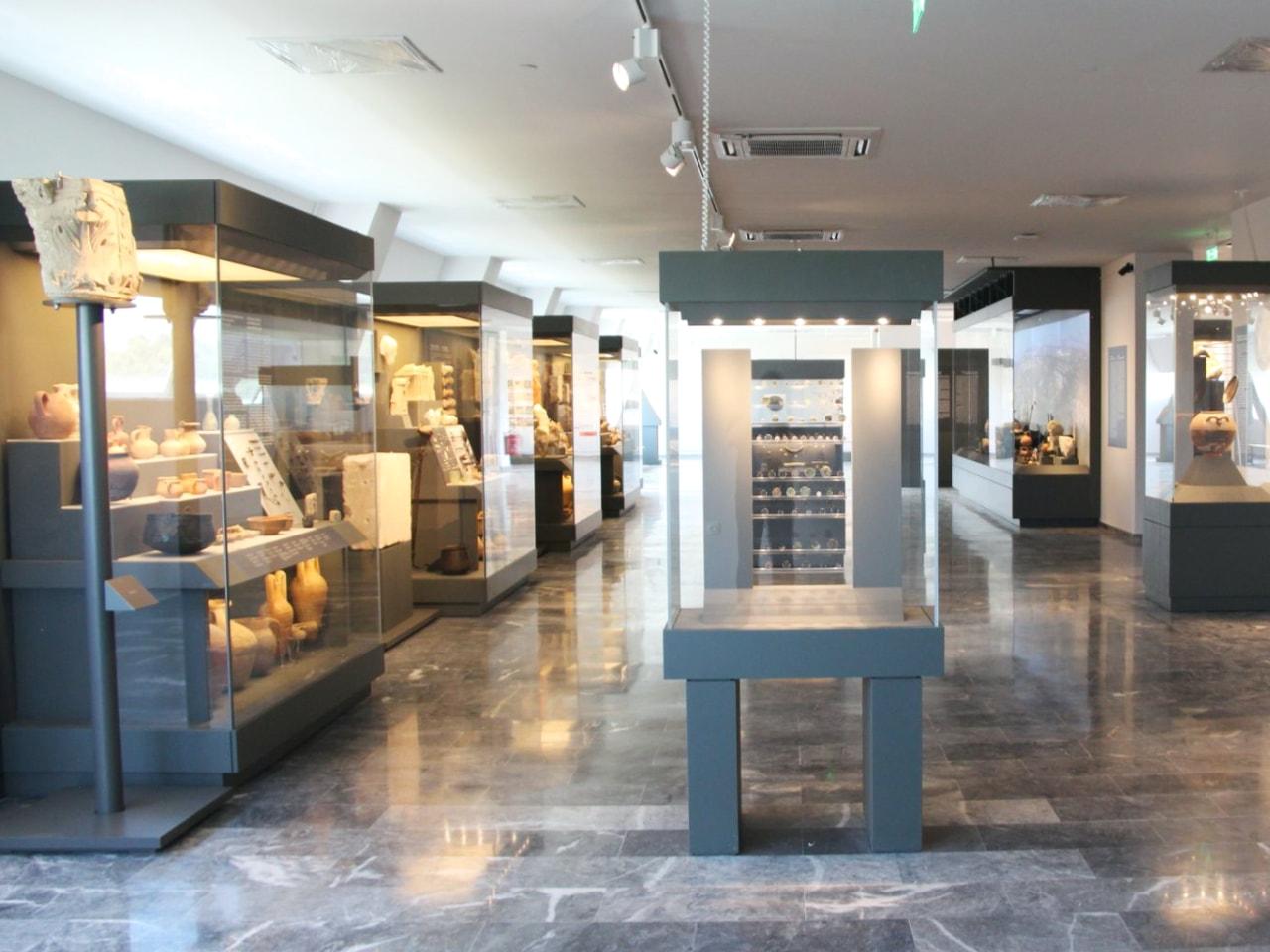 Museum Of Ancient Eleutherna In Rethimno Crete, activities rethimno crete, Museum Of Ancient Eleutherna In Rethymno Crete, excavation eleftherna crete, archaeological site elefhterna crete