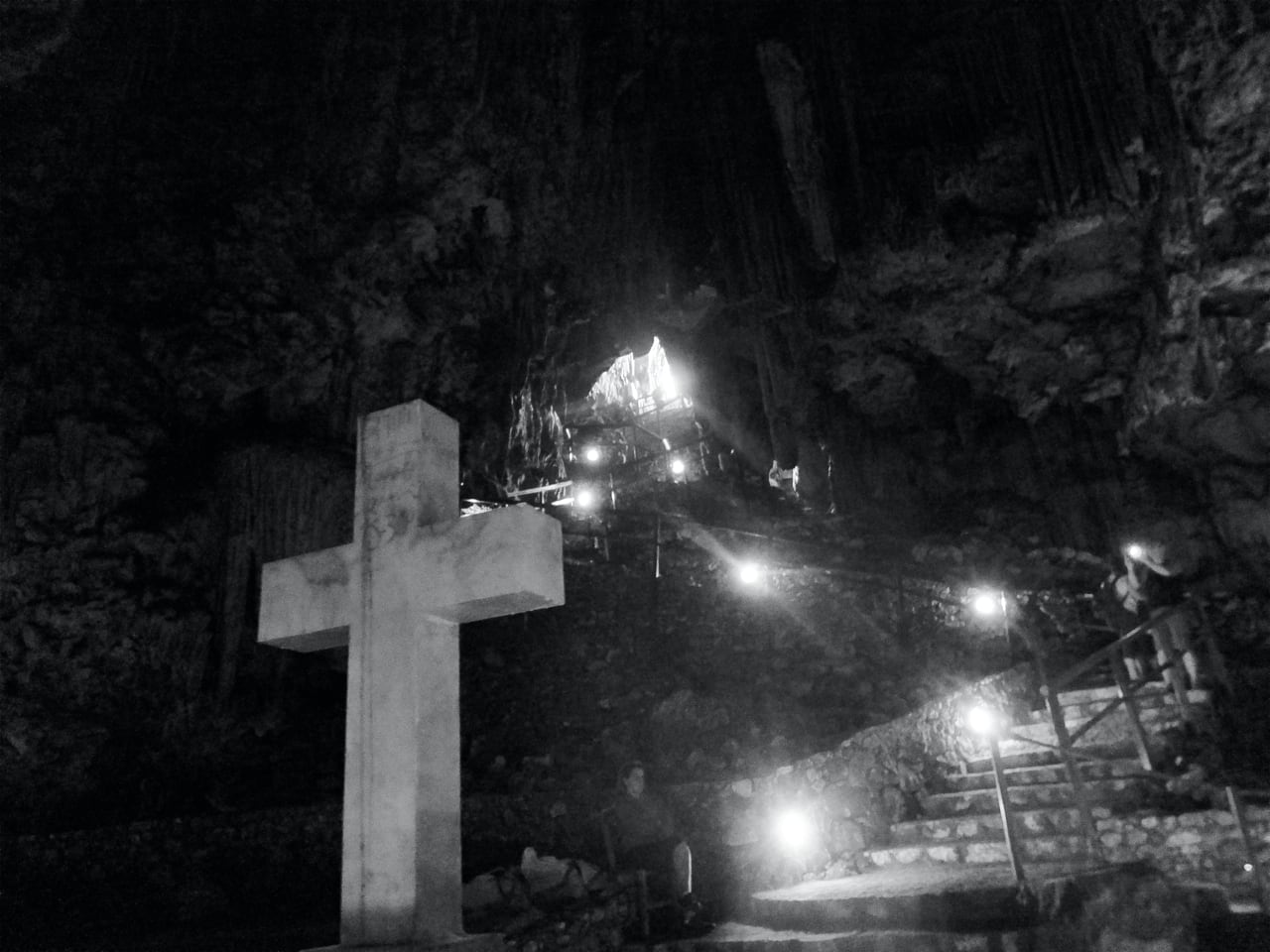 melidoni cave, gerontospilios melidoni cave rethimno, melidoni village things to see do