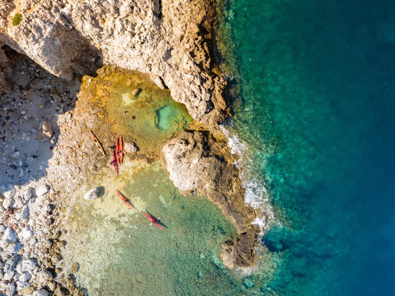 Sea Kayak Bali - Rethimno day trip, sea kayak bali rethymno crete, sea kayak bali crete, best sea kayak trips rethimno crete, best sea kayak trip, sea kayaking day trip crete