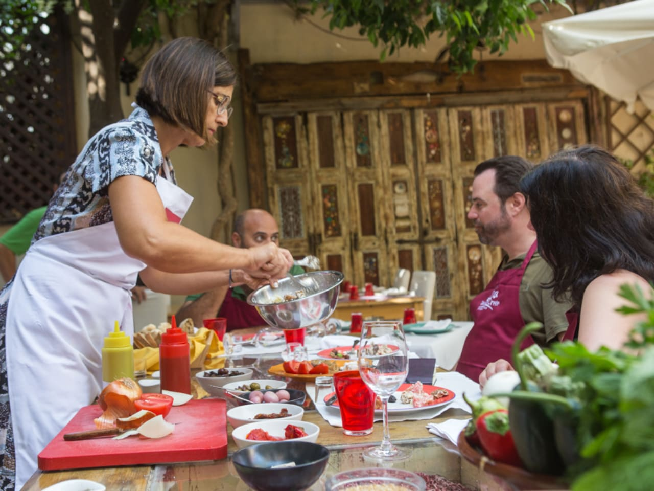 Cooking Lessons In Rethymno, An Authentic Cretan Cooking Experience, avli restaurant cooking workshop, avli restaurant cooking experience, best activities  rethimno rethymno, activity rethimno rethymno crete, cooking lesson rethymno crete