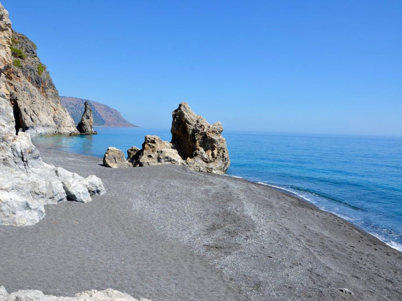 kalogeros beach agia roumeli crete