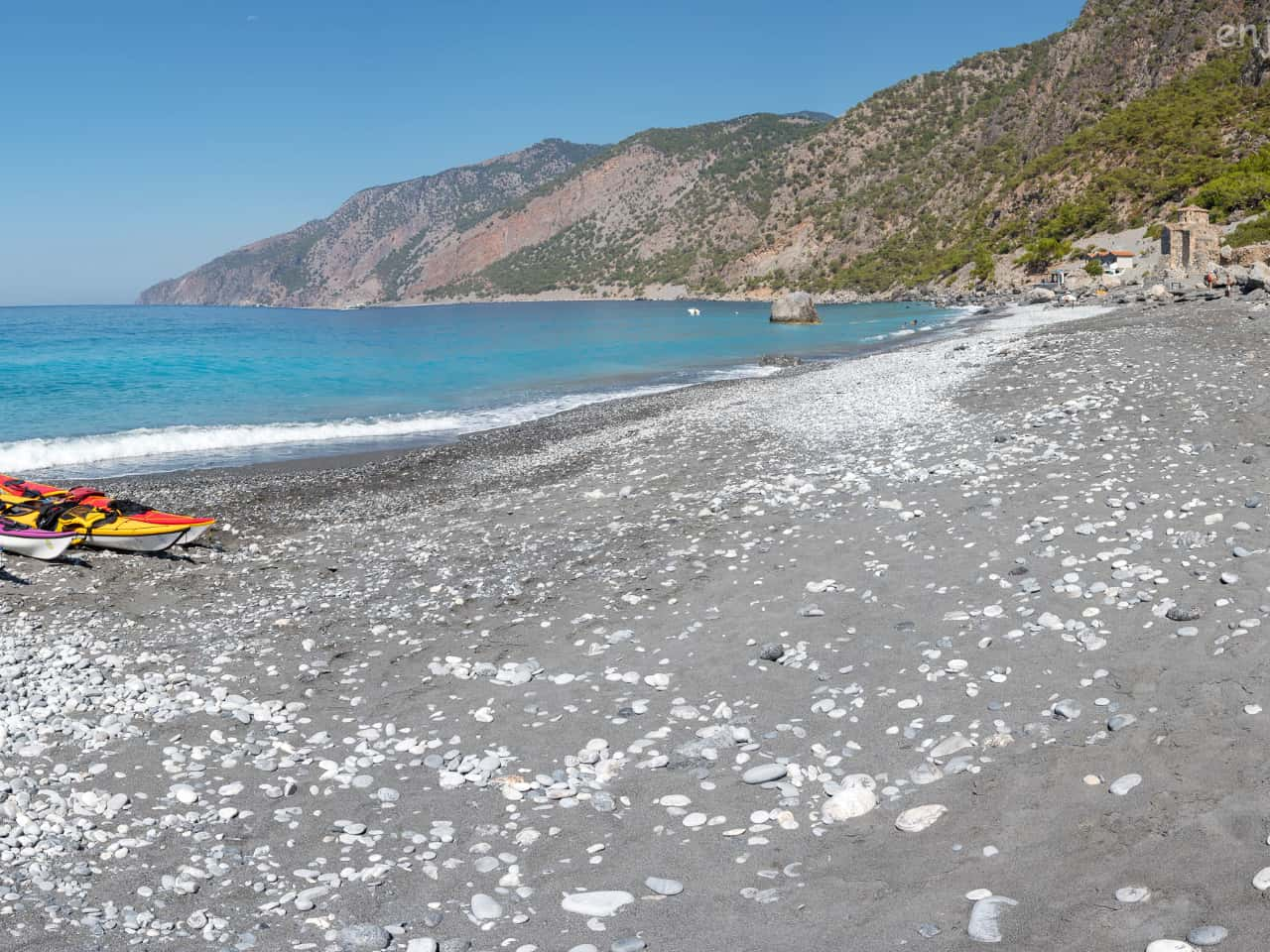 7 Days Sea Kayak Trip Western Crete, activities crete, activities chania crete, sougia village, loutro village, sfakia village, loutro village, marmara beach, agia roumeli village, samaria gorge, aradena gorge, best things to do crete