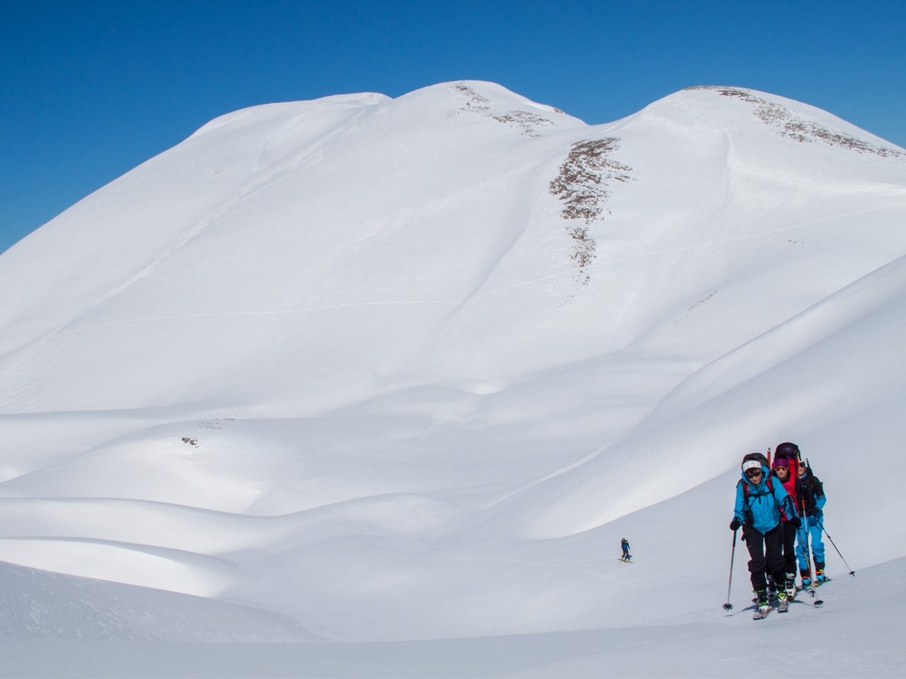 Mountaineering Ski In West Crete, ski winter crete, chania winter sports, white mountains ski, lefka ori ski, winter activities chania crete, crete travel, best ski tours crete
