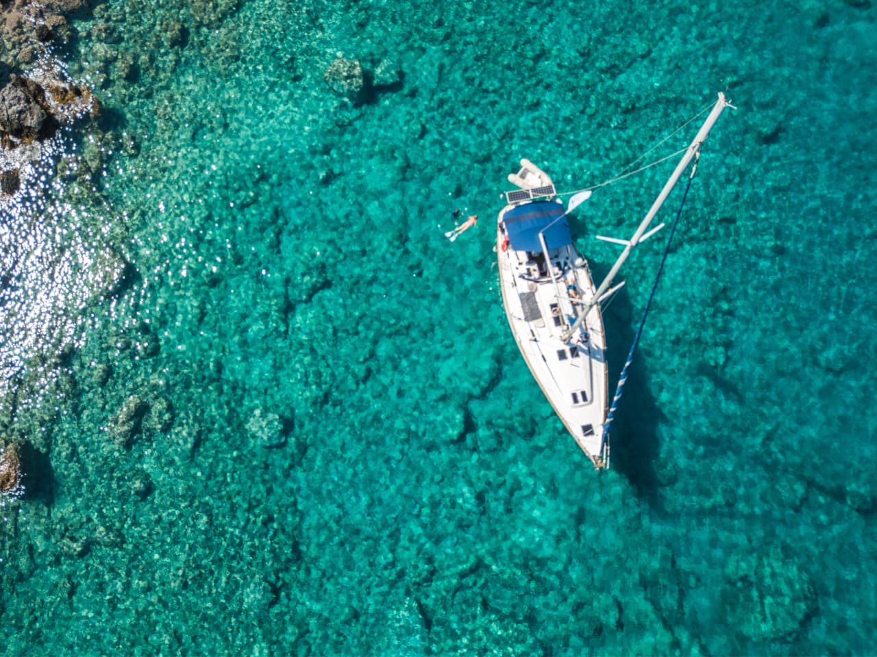 Multi-Day Sailing Trip From Crete to Cyclades Islands, sailing trip Milos, Poliegos, Sikinos, Folegandros, Santorini, Anafi, best sailing tour from crete to agean islands greece, sailing activities crete