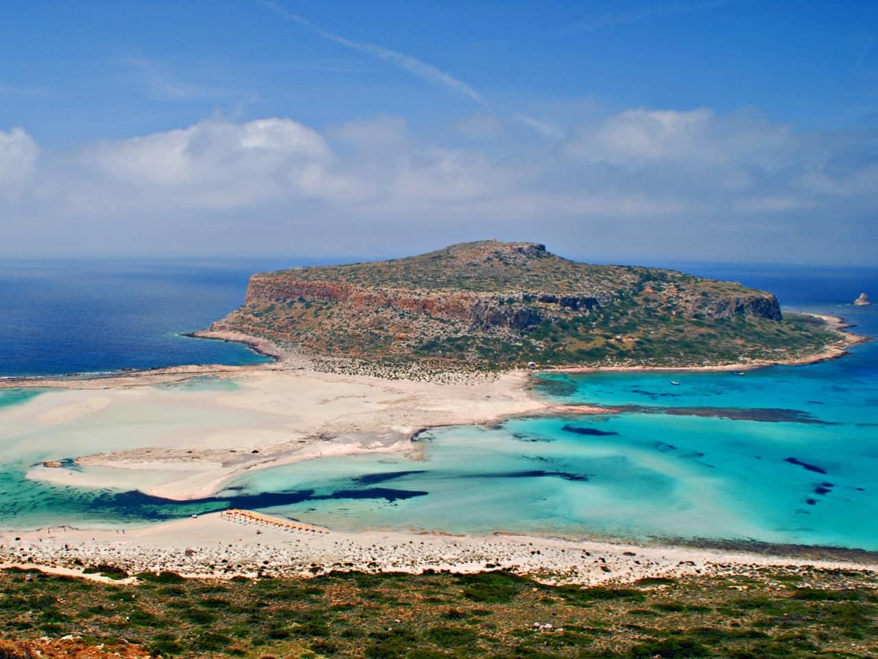 Private Speedboat Charter to Balos Lagoon Gramvousa Island, best speedboat tours chania crete, best boat trip to gramvousa balos lagoon, best activities chania crete