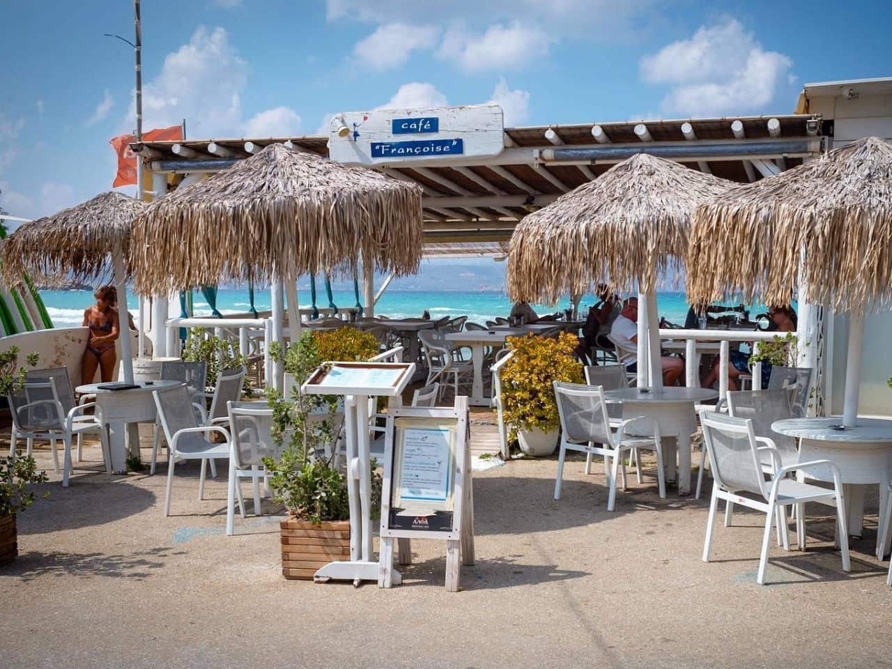 cafe almyrida chania crete, ombrosgialos beach chania, Art Retreats in Gavalochori Village, Chania, Crete, artful retreat chania crete, bleverde villas penelope orfanoudaki artist, best art retreat crete