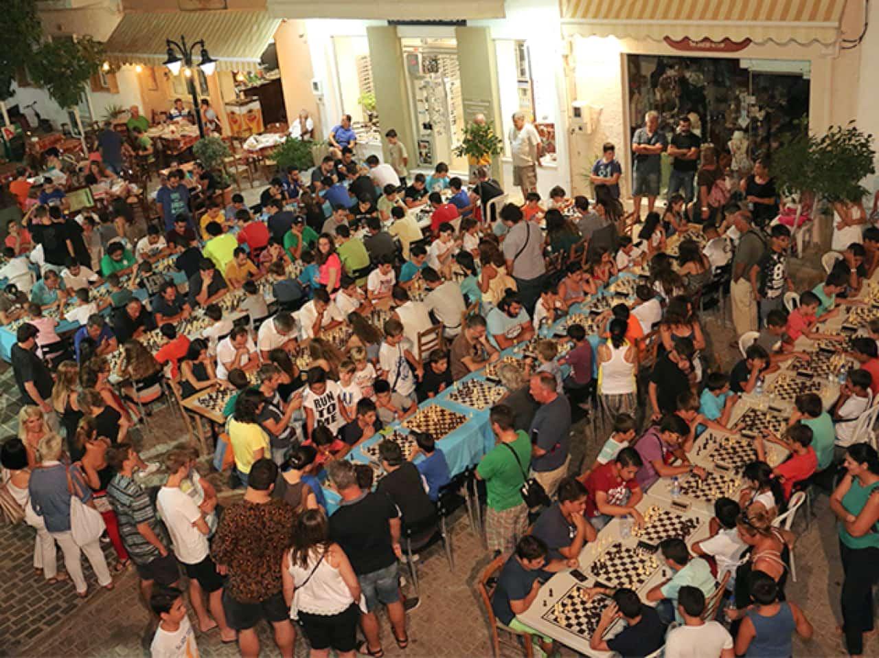 International Chess Tournament of Paleochora Village, events paleochora village, things to do paleochora village, chess tournament paleohora village, activities paleochora village