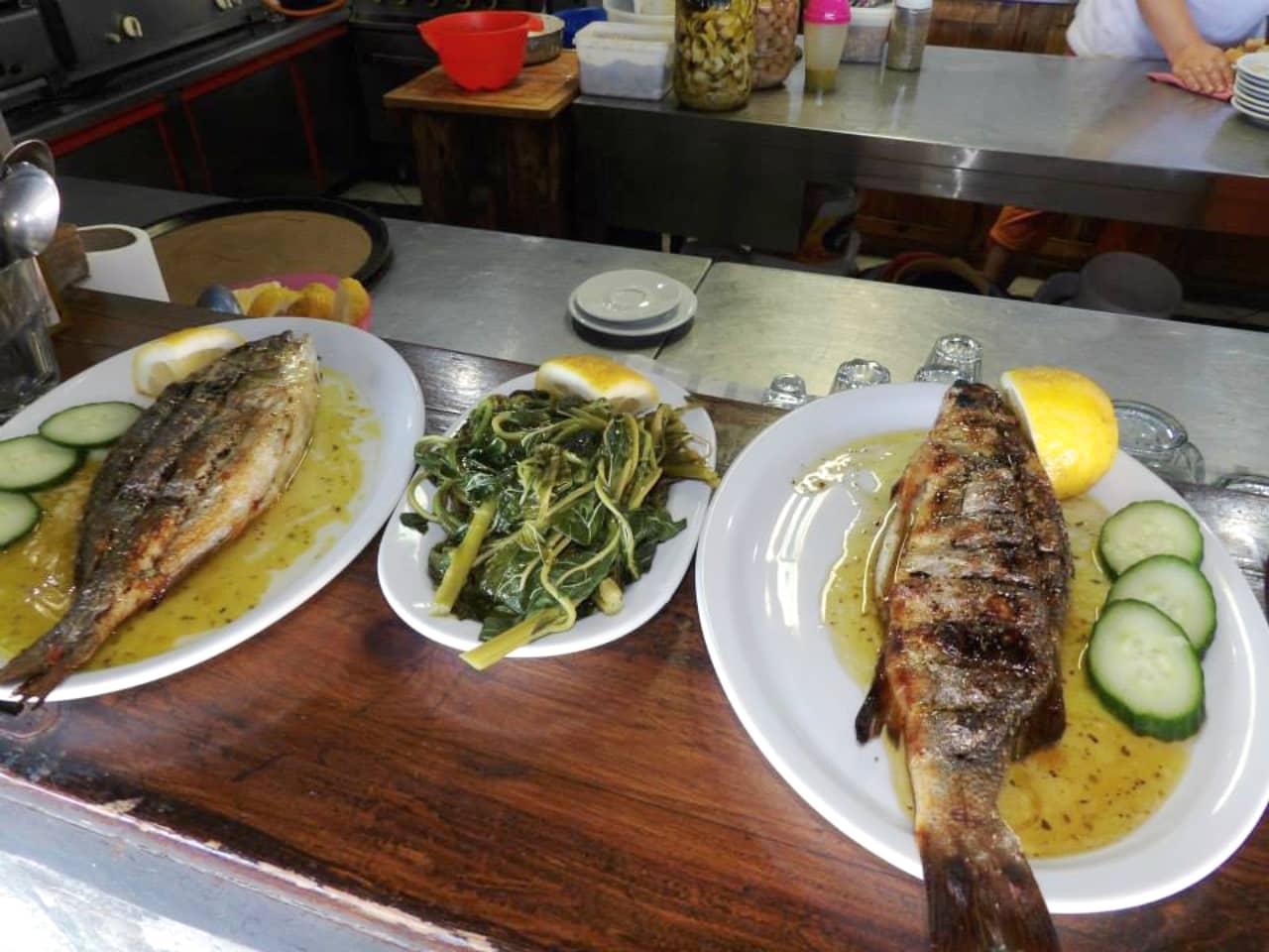 agia fotia taverna, agia fotini taverna rethimno crete, south rethimno best restaurant, agia fotia kerames rethimno