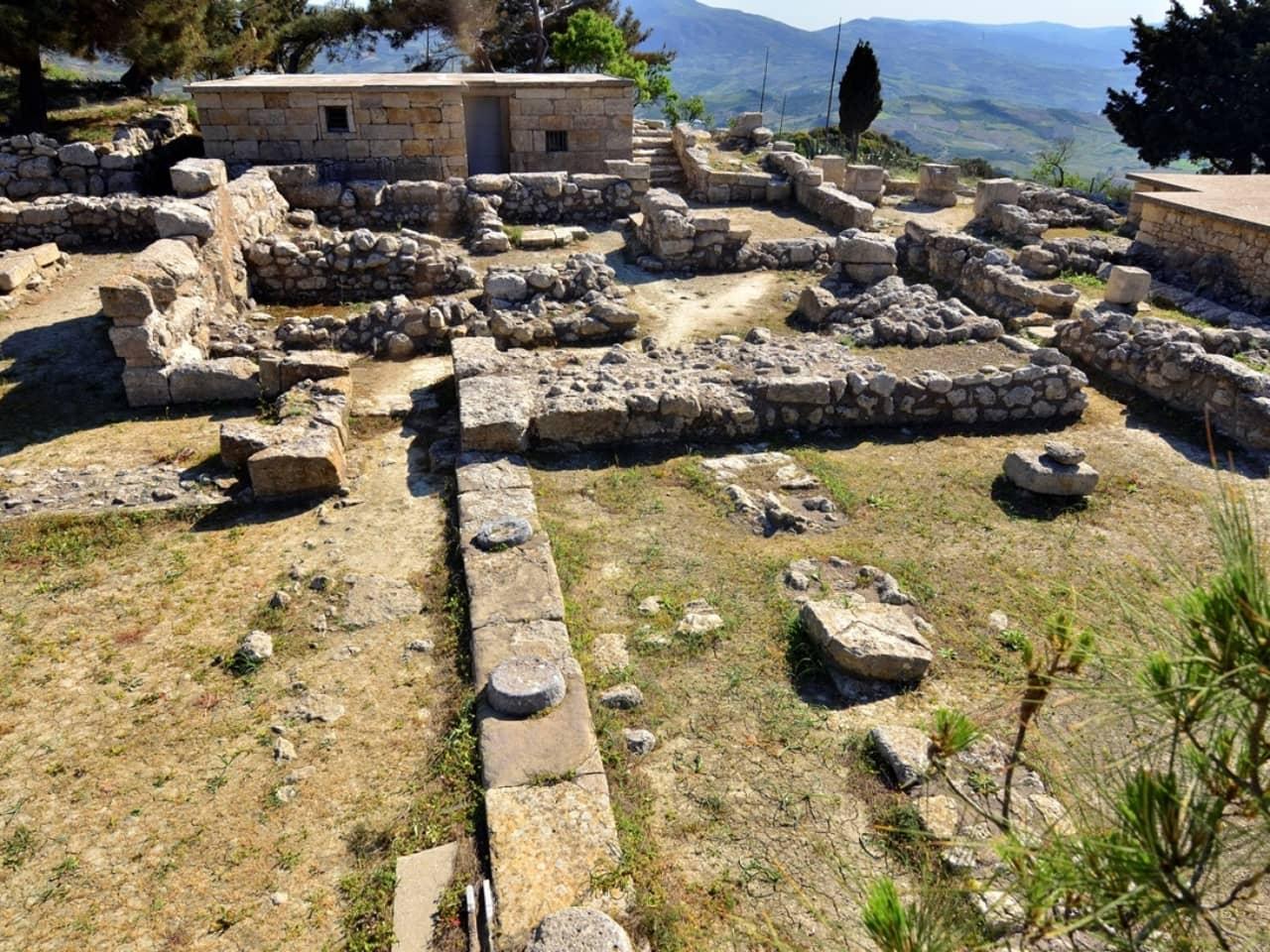 Minoan Mansion of Vathypetro - Archanes Village