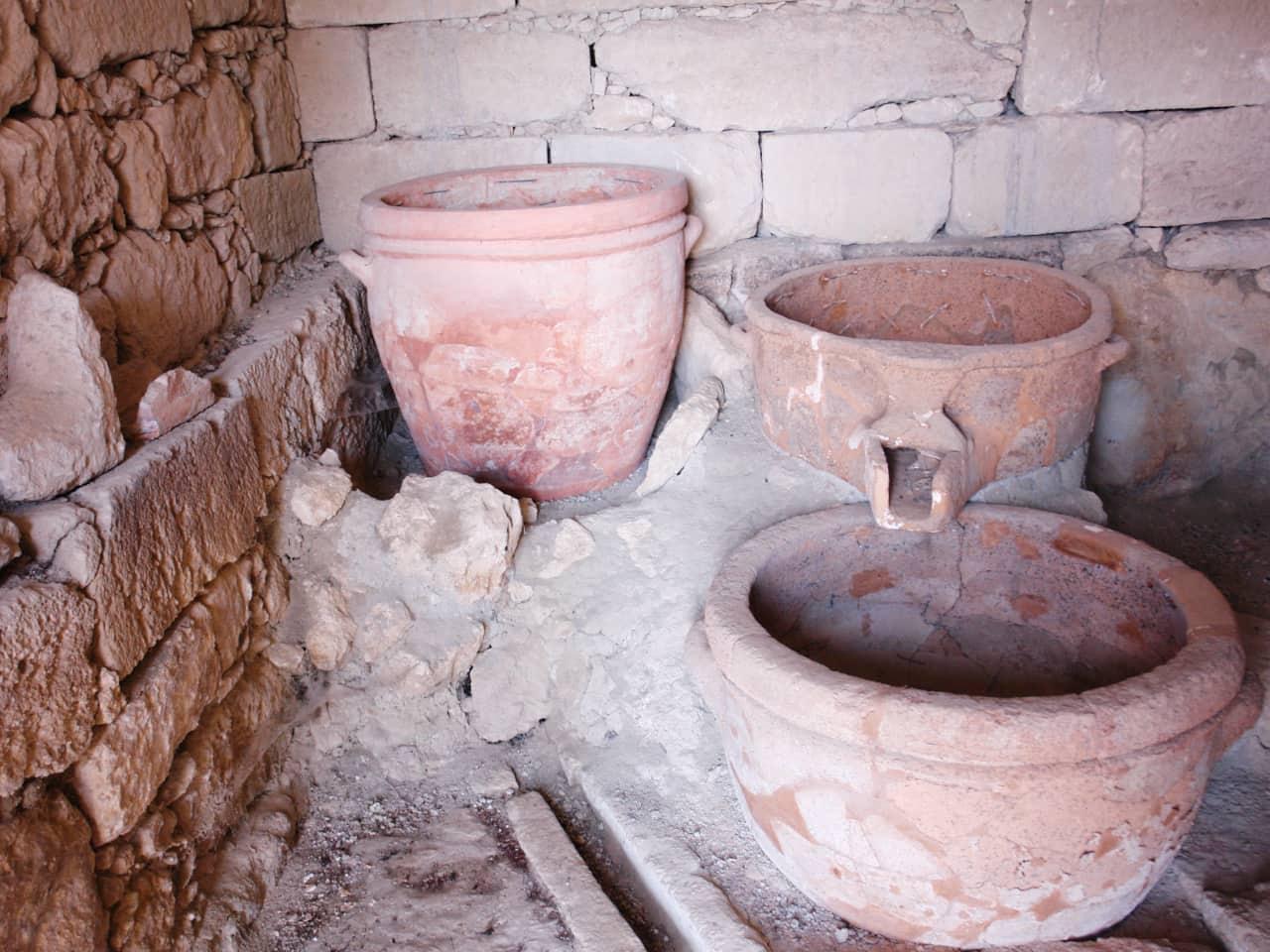 vathypetro archanes ancient minoan wine makery