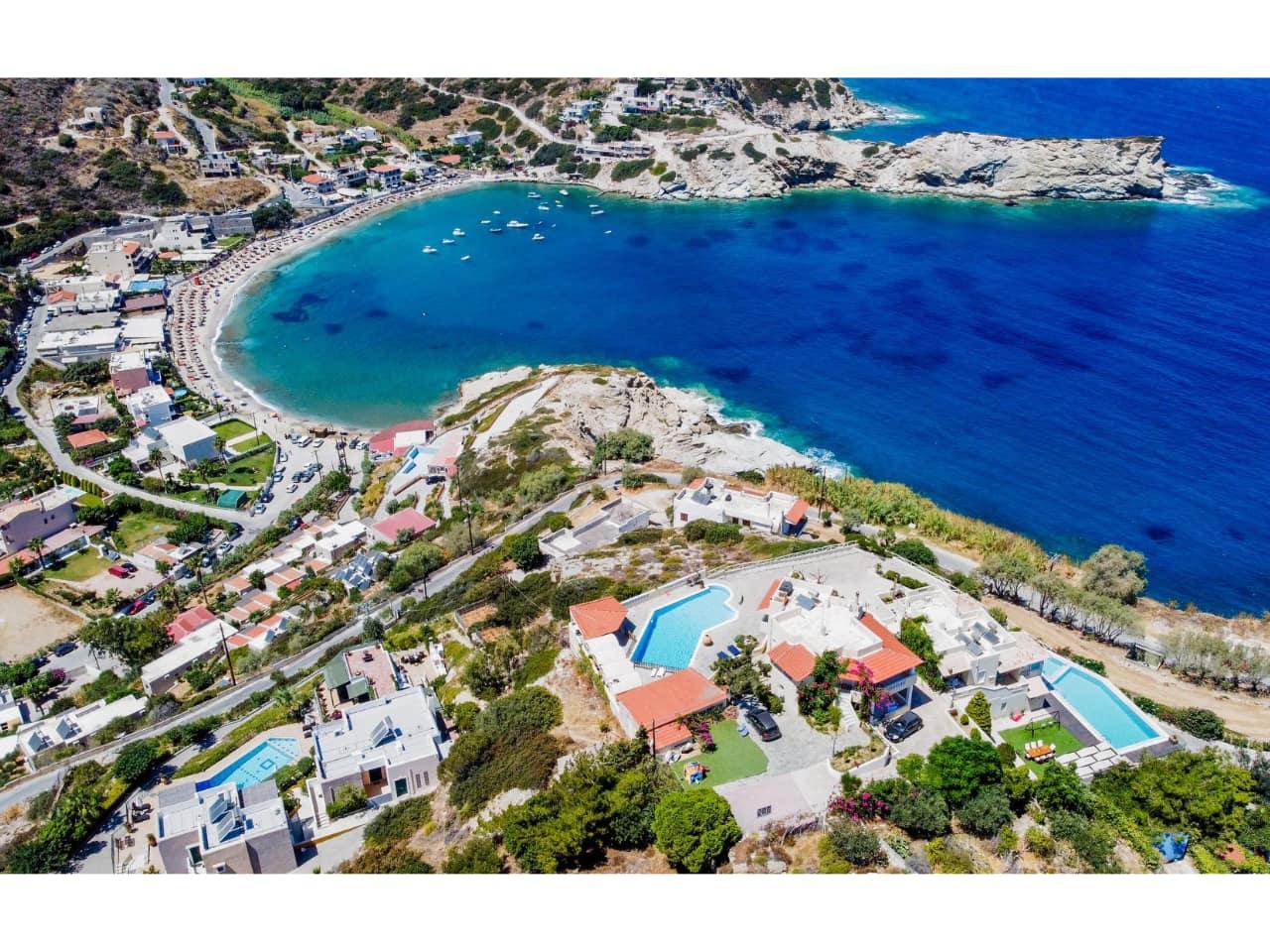 Ligaria beach, Lygaria or Ligaria beach heraklion crete