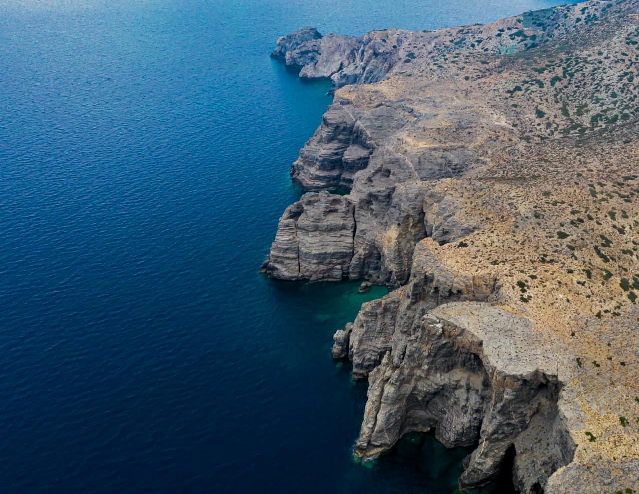 atzikari beach east crete, sitia best beaches