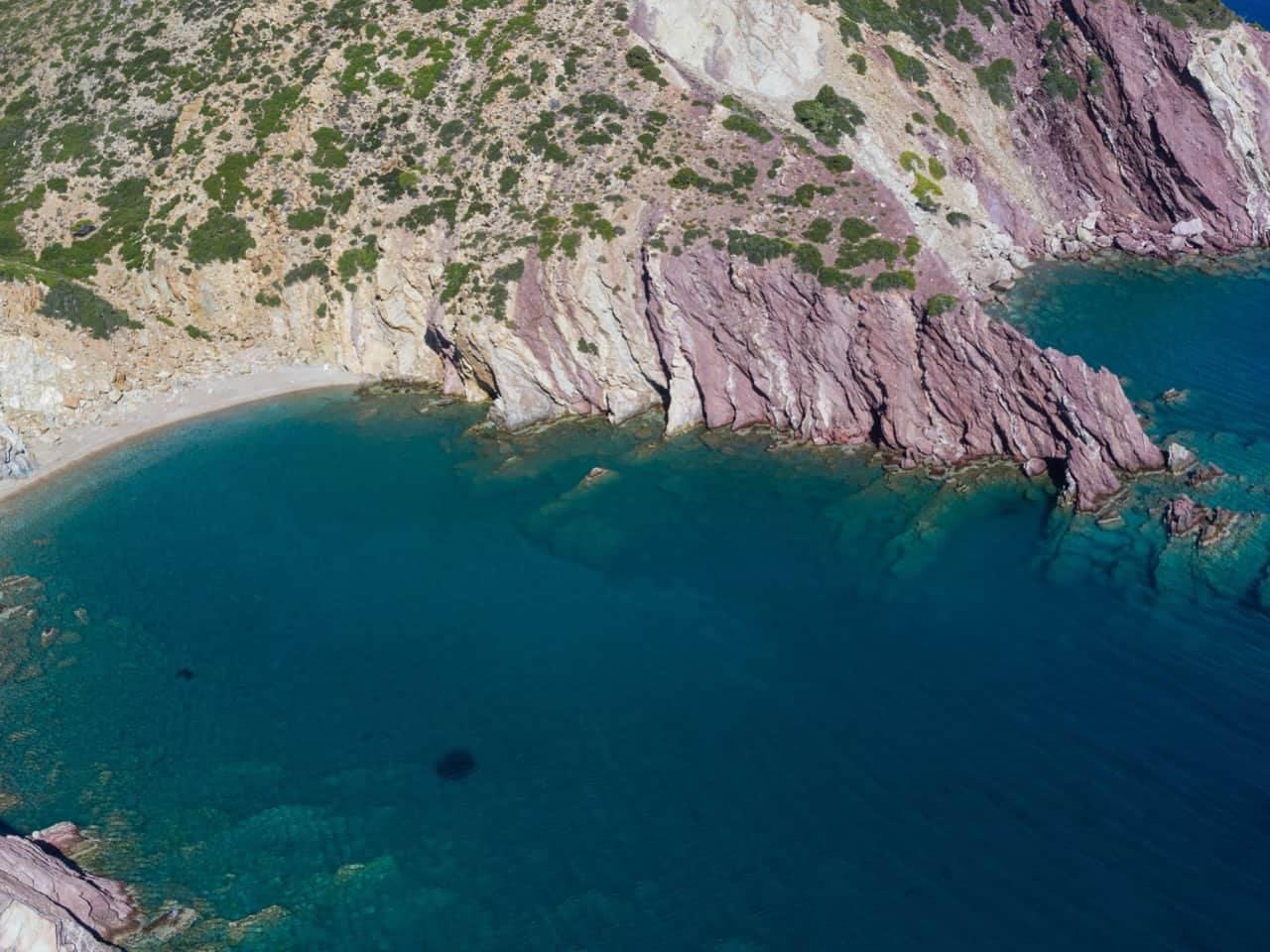 kedromouri beach east crete, sitia best beaches