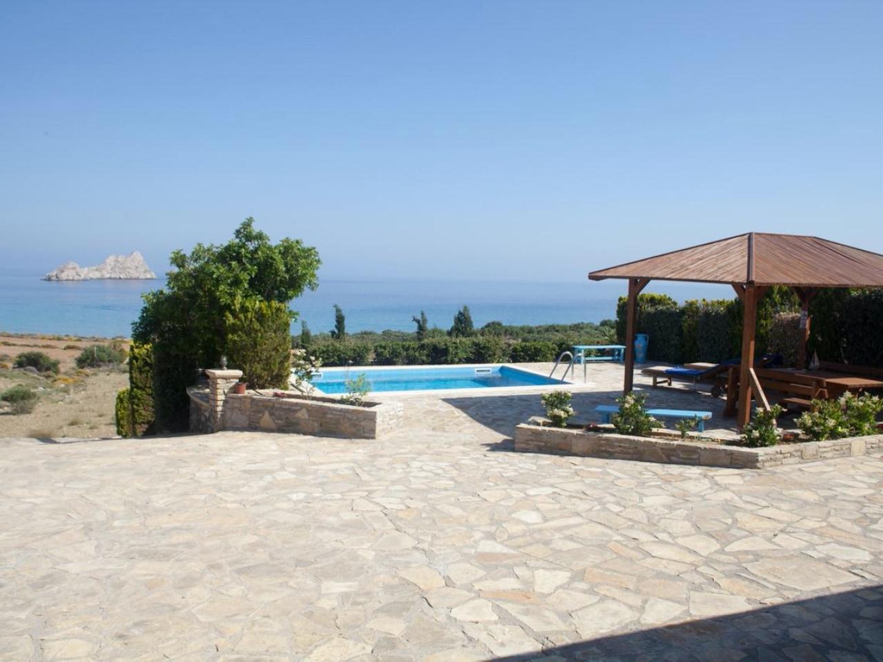 krinakia villas xerokambos, krinakia villas east crete