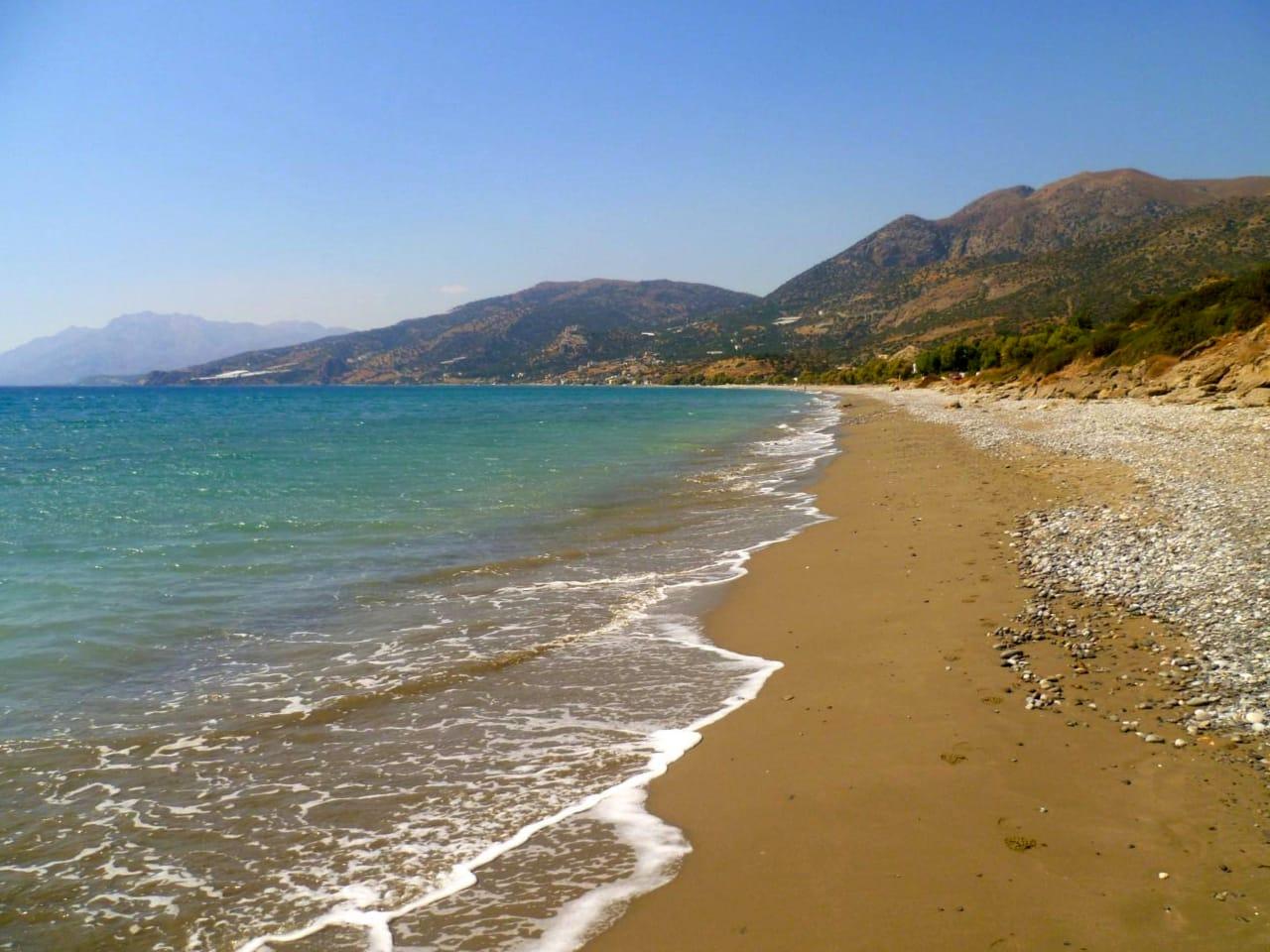 beach of Keratokampos