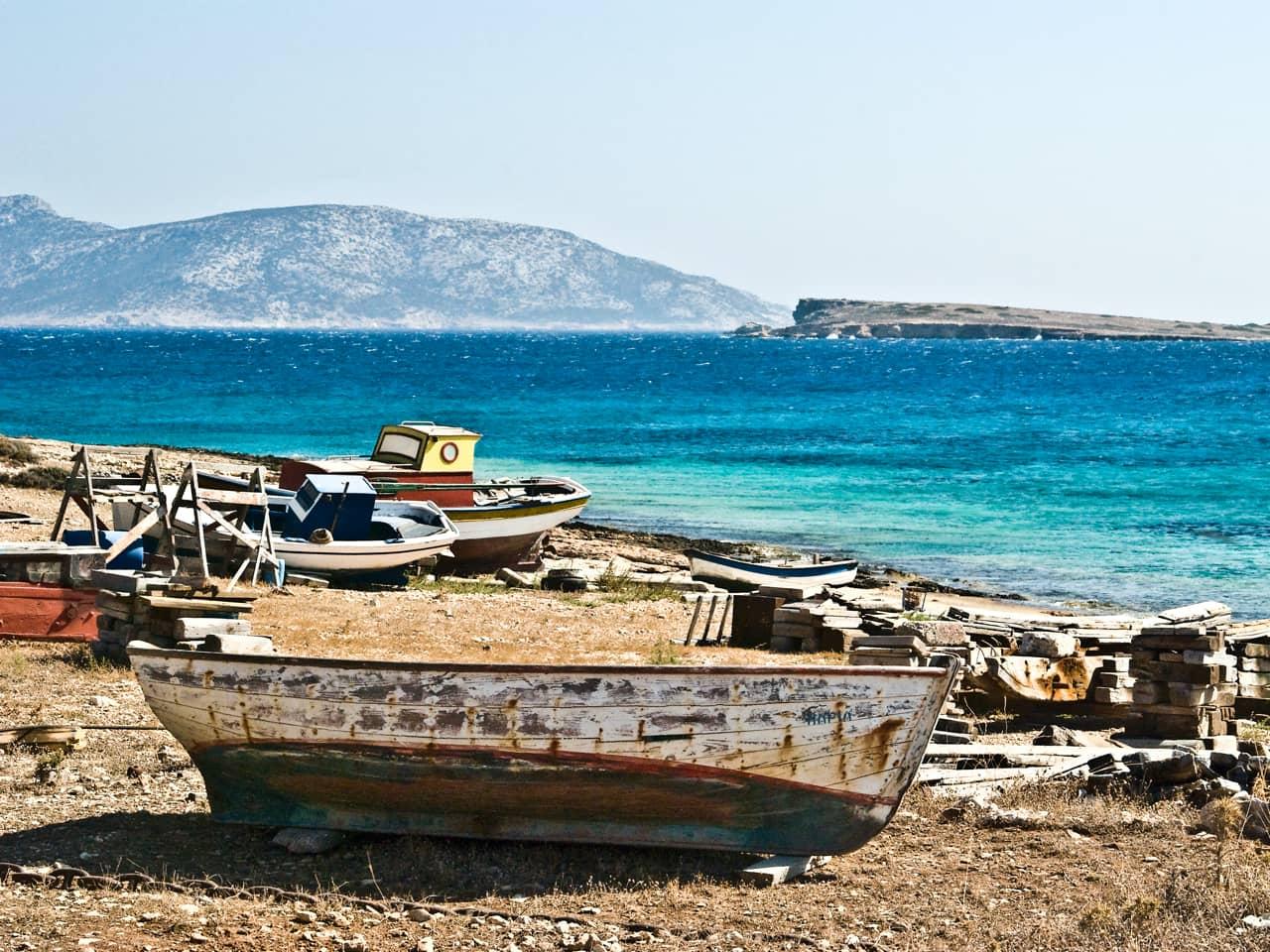 koufonisi island ierapetra crete