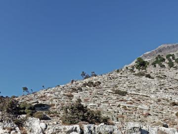 CreteTravel,Central Crete,Psiloritis - Guristi Mountain Hiking Trip