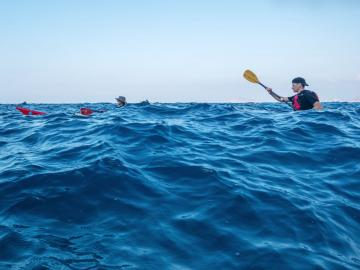 CreteTravel,Central Crete,Sea Kayaking - Level 2 Sea Kayak Course