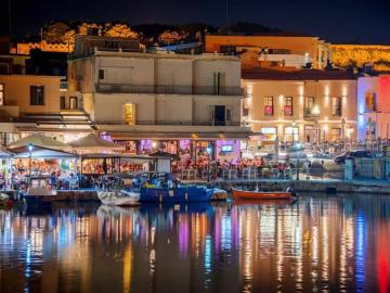CreteTravel,Central Crete,Rethymnon City - Private Walking Tour