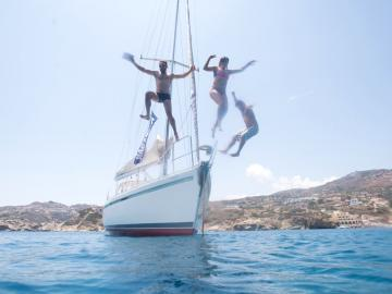 CreteTravel,Central Crete,Culinary Experience, Day Sailing In Crete