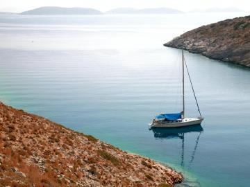CreteTravel,Central Crete,Day Sailing Adventure To Dia Island With Organic Lunch