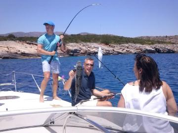 CreteTravel,East Crete,Fishing Yacht Cruise In Mirabello - Elounda Bay