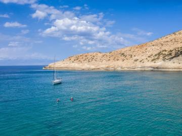 CreteTravel,South Crete,Sailing & Sea Kayak Trip To Gavdos Island & Best Beaches Of South Chania