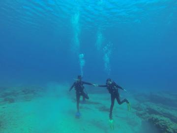 CreteTravel,South Crete,Scuba Diving - Sfakia - South Crete