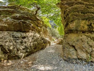 CreteTravel,South Crete,Imbros Gorge - Western Crete