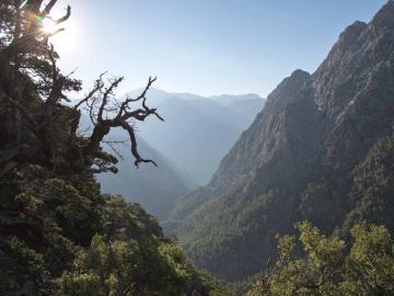 CreteTravel,South Crete,Samaria Gorge - The Longest in Europe