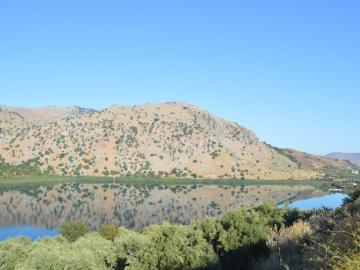 CreteTravel,West Crete,Half-Day Hiking Tour - Kournas Village & Azilakas Path