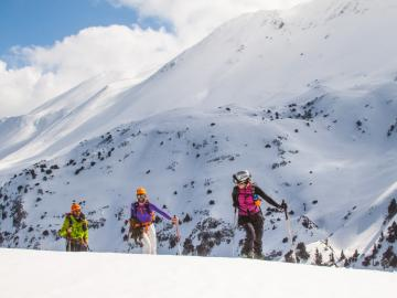 CreteTravel,West Crete,Mountaineering Ski In West Crete