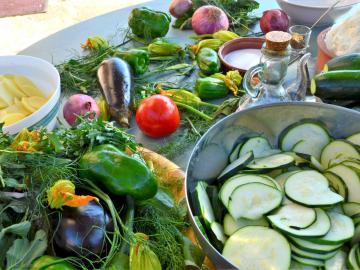 CreteTravel,West Crete,Artisan Cooking Experience Of Local Gastronomy In Crete