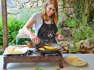 CreteTravel,West Crete,Cretan - Greek Pie Workshop
