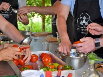 CreteTravel,West Crete,Traditional Cooking Workshop With Local Ingredients At Cretan Olive Farm