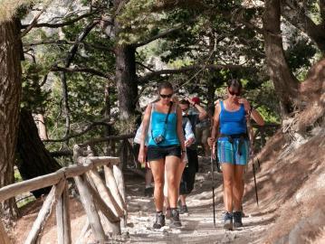 CreteTravel,West Crete,Samaria Gorge - Small Group Tour