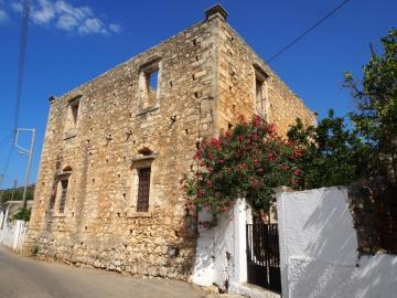 CreteTravel,Central Crete, Melidoni Village