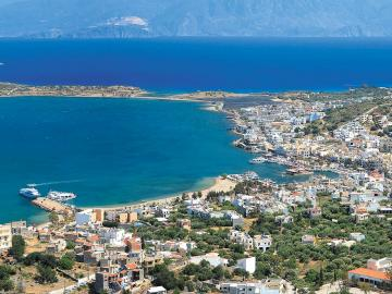 CreteTravel,East Crete, Elounda Village