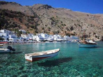 CreteTravel,South Crete, Loutro Village