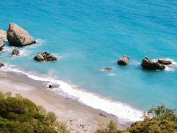 CreteTravel,South Crete,Keratokampos