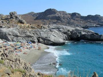 CreteTravel,South Crete,Plakias Village